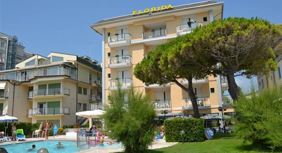 Hotel Florida - léto 2021