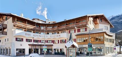 Das Alpenhaus Kaprun - zima 21/22