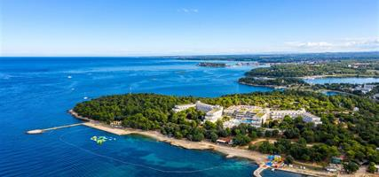 Hotel Delfin Plava Laguna - léto 2021