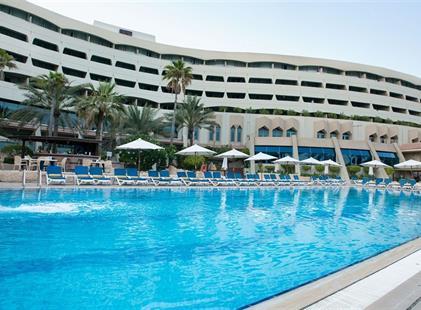 Occidental Sharjah Grand 4 - speciální nabídka na podzim pro prodej do 30.8.