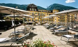 Mondi Hotel Bellevue Gastein - léto 2022