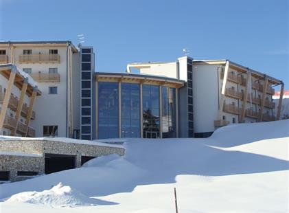 Hotel Le Blanc - zima 21/22