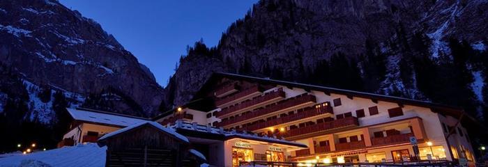 Hotel Principe Marmolada - zima 21/22