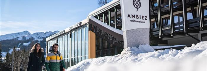 Residence Ambiez - zima 21/22