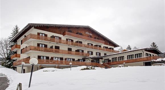 Residence Alaska - zima 21/22