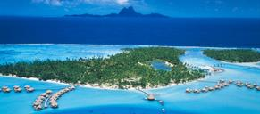 Velká cesta po ostrovech Francouzské Polynésie