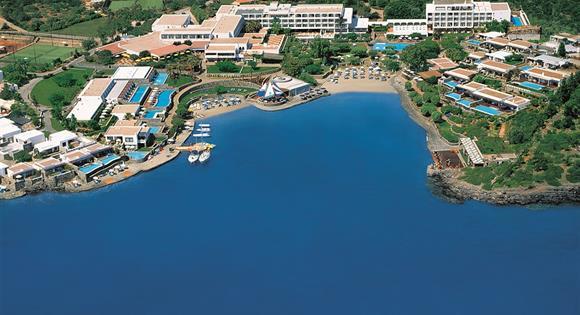 Hotel Elounda Bay Palace