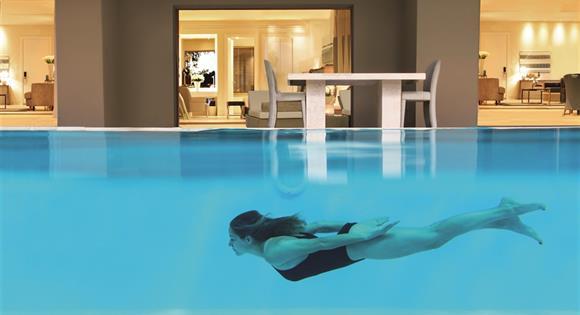 Hotel Sani Asterias Suites