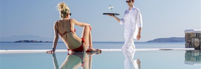 Delight Hotel Mykonos Boutique  & Spa