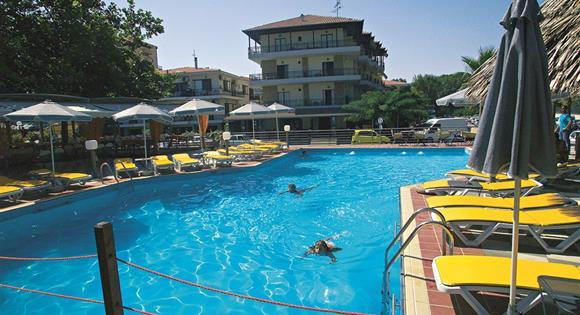 Hotel Afrodite Beach