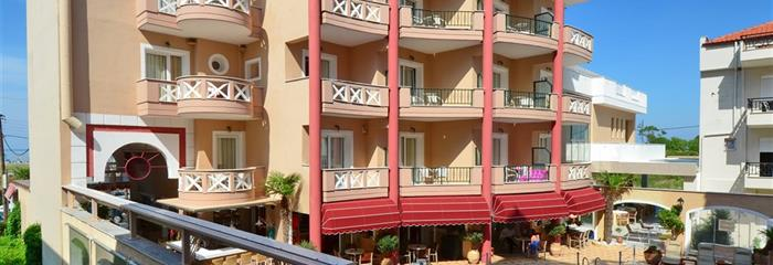 Hotel Evilion Sea and Sun