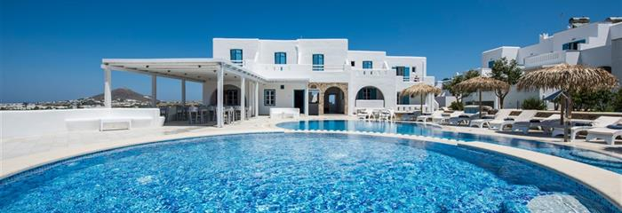 Cycladic Islands Hotel and Spa
