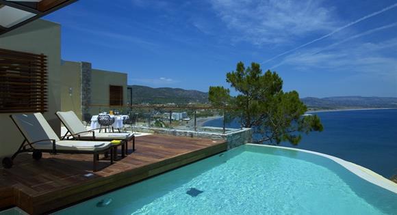 Hotel Lindos Blu Luxury Hotel & Suites