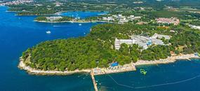 Poreč - Zelena Laguna - Delfin hotel