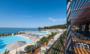 Rovinj - Resort Amarin studia s polopenzí ****