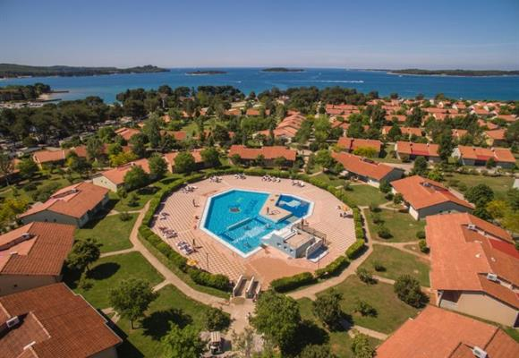 Fažana - Bi Village Resort apartmány ***
