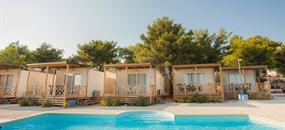Seget Vranjica (Trogir) - Belvedere kemp mobil home