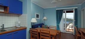 Vrsar - Koversada Naturist Resort - apartmány