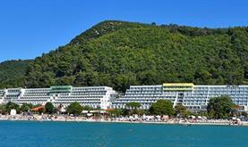 Rabac - Mimosa-Lido Palace hotel