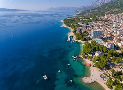 Makarska - Dalmacija Sunny By Valamar hotel