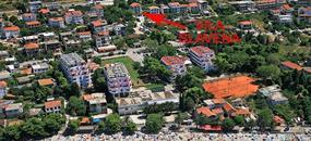 Gradac - Slavena vila - apartmány