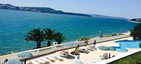 Seget Donji (Trogir) - Jadran pavilony hotelu