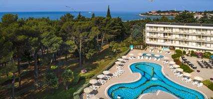 Novigrad - Laguna Aminess hotel