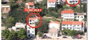 Apartmány Tončika II.
