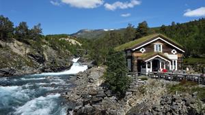 VODOPÁDY A LEDOVCE NORSKA