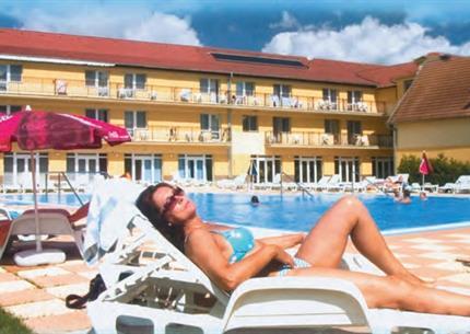 HOKOVCE – DUDINCE – HOTEL PARK LÉČEBNÝ POBYT S POLOPENZÍ A S MOŽNOSTÍ DOPRAVY