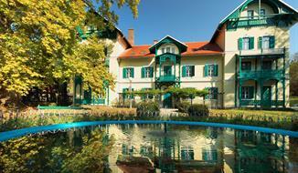 SLOVINSKO - TERME DOBRNA - MALÁ DOVOLENÁ - HOTEL PARK 3 noci / 4 dny
