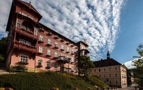 JÁNSKÉ LÁZNĚ - HOTEL TERRASUPERIOR - ČT - NE - RELAXAČNÍ POBYT 4 dny / 3 noci