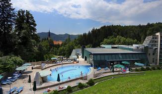 Slovinsko - Terme Dobrna - Malá dovolená - hotel Vita 3 noci / 4 dny