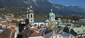 Innsbruck, Wattens, Ebbs a tyrolská květinová slavnost
