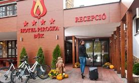 hotel Piroska - 8 dní / 7 nocí