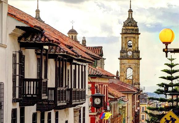 Kolumbie - Tajemná země hor, džungle i Karibiku