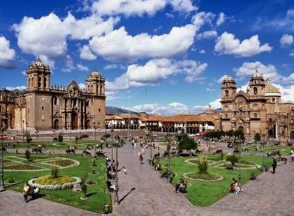 Pět zemí Jižní Ameriky - Peru - Bolívie - Argentina - Uruguay - Brazílie