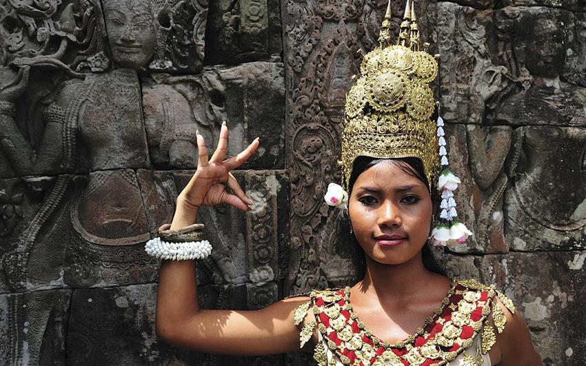 Thajsko - Kambodža - Buddhistické tradice a Angkor Wat