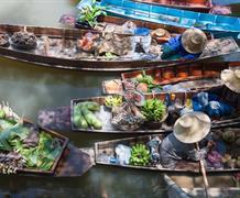 Singapur - Malajsie - Thajsko - Velkoměsta, příroda a pláže