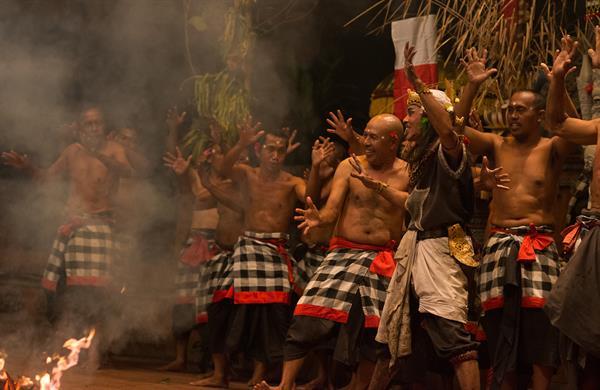 Bali pro každého - Ostrov bohů a démonů