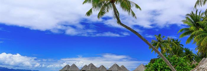 Francouzská Polynésie - Ostrovy lásky