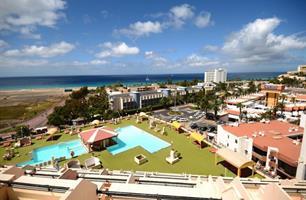 Apartmány Palm Garden