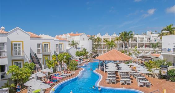 Hotel Parque Del Sol