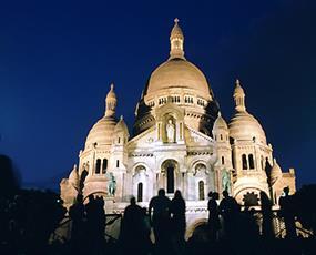 Eurovíkend v Paříži