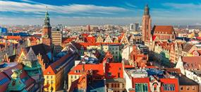 Polsko - Wroclaw