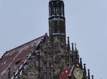 Vánoční trhy Norimberk a koupání v Ambergu