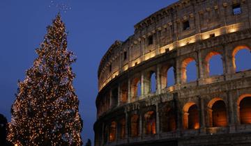 Adventní Řím a Vatikán