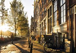 Holandská mozaika a květinové korzo