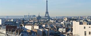 Paříž - město mnoha tváří