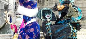 Karneval v Benátkách a Florencie